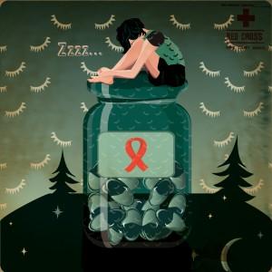 aidsremmers veroorzaken slaapproblemen